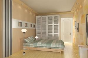 小型卧室如何装修
