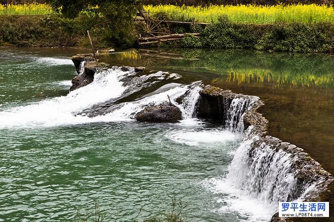 罗平旅游:多依河景点——河流