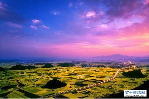 春节罗平旅游攻略