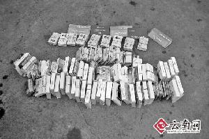 保山民警扮送水工潜伏城中村 侦破特大妨害信用卡管理案
