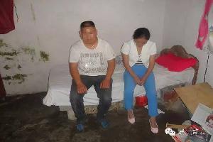罗平县公安局近期查获两起卖淫嫖娼案