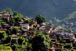 云南4村入选2015中国最美休闲乡村
