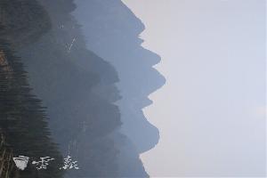 探访宣威市普立乡尼珠河大峡谷的神奇风光