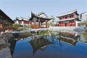 罗平县太液湖公园