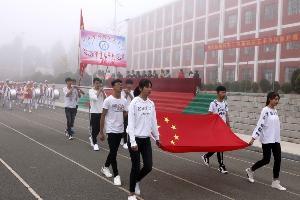 罗平县:阿岗二中艺术节精彩绽放
