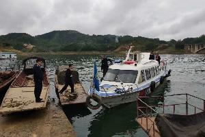 """罗平县水上交通""""卫士""""护航水运"""